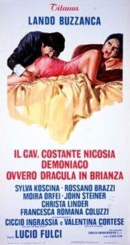 The Demonic Womanizer Costante Nicosia, or: Dracula in Brianza (1975)