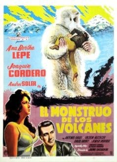 The Monster of the Volcano (1963)