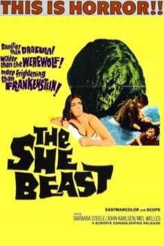 The She Beast (1966)