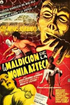 The Curse of the Aztec Mummy (1957)