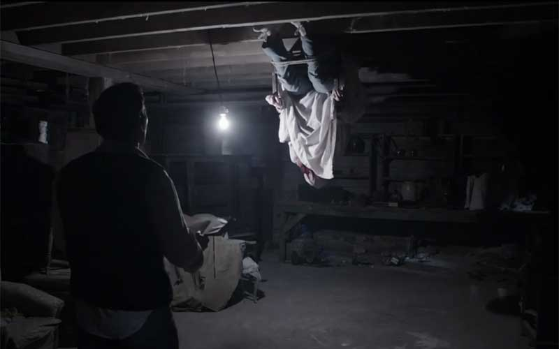 The Conjuring 2013 All Horror