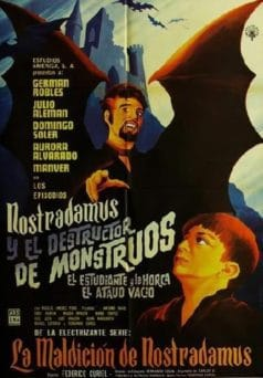 Nostradamus and the Destroyer of Monsters (1962)