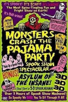 The Monsters Crash the Pajama Party (1965)