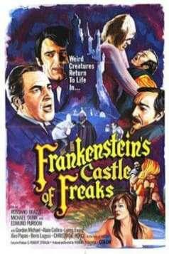 Frankenstein's Castle of Freaks (1974)