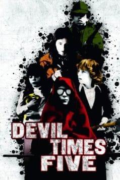 Devil Times Five (1974)