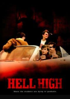 Hell High (1986)