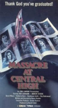 Massacre at Central High (1976) Full Movie