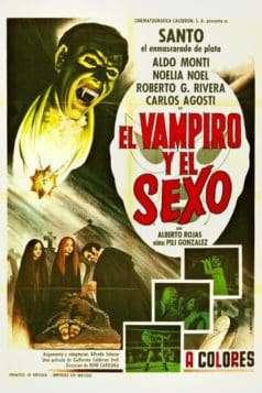 Santo and Dracula's Treasure (1969)