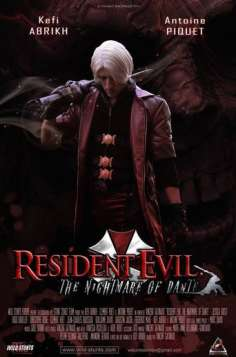 Resident Evil: The Nightmare of Dante (2013)