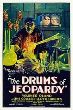 The Drums of Jeopardy (1931)