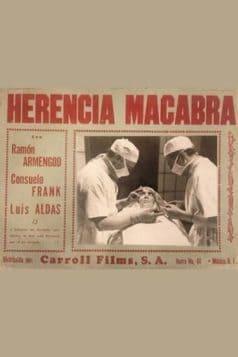 A Macabre Legacy (1939)