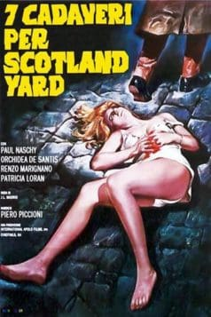 Seven Murders for Scotland Yard (1972) Full Movie