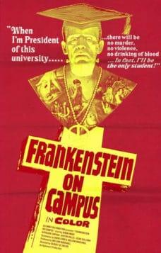 Dr. Frankenstein on Campus (1970)