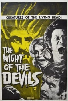 Night of the Devils (1972)