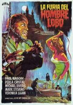 The Fury of the Wolf Man (1972)