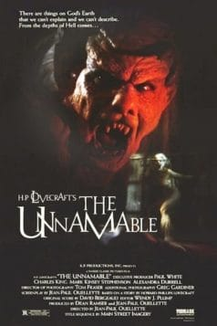 The Unnamable (1988)