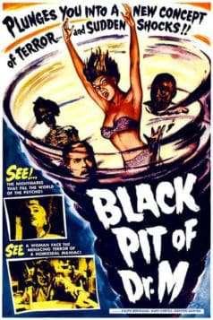 Black Pit of Dr. M (1959)