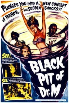 Black Pit of Dr. M (1959)