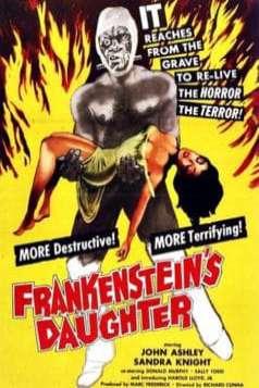 Frankenstein's Daughter (1958)
