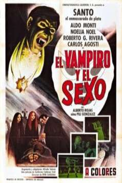 The Vampire and Sex (1969)