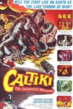 Caltiki, the Immortal Monster (1959)