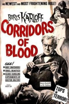 Corridors of Blood (1958)
