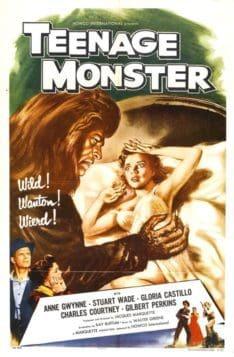Teenage Monster (1958)
