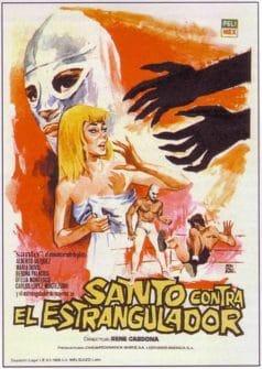 Santo vs. the Strangler (1963)