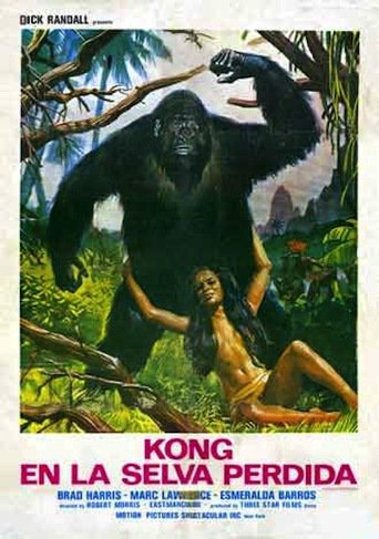 King of Kong Island (1968)