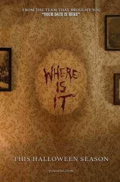 Where Is It (Horror Short)