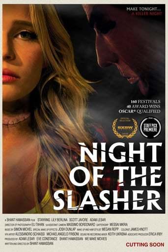 Night of the Slasher (Horror Short)