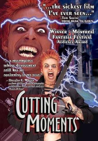 Cutting Moments (Horror Short)