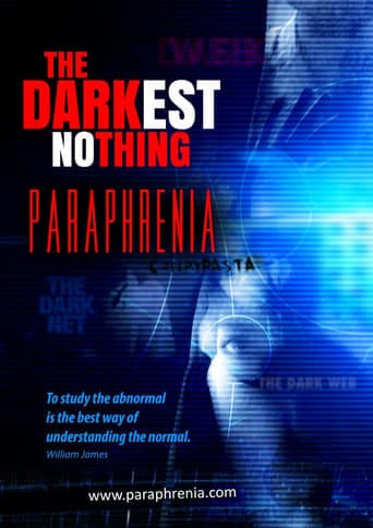 The Darkest Nothing: Paraphrenia (2017)