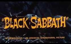 Music Corner - Black Sabbath (1963)