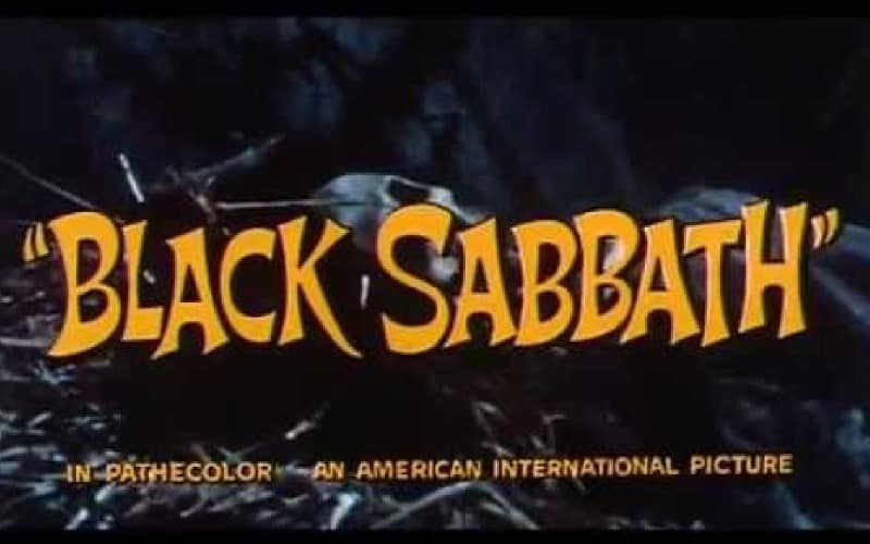 Music Corner - Black Sabbath (1963)