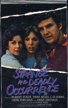 The Strange and Deadly Occurrence (1974) Full Movie