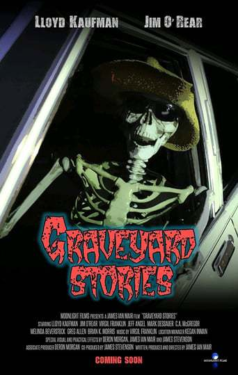 Graveyard Stories (2017) Full Movie
