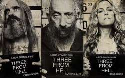 Rob Zombie Shares New Mug Shots from the Upcoming 3 from Hell