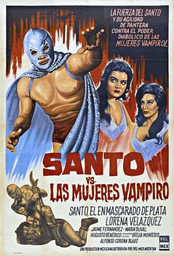 Santo vs. the Vampire Women (1962)