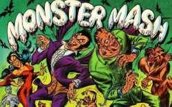 Music Corner - Monster Mash (1962 novelty song)