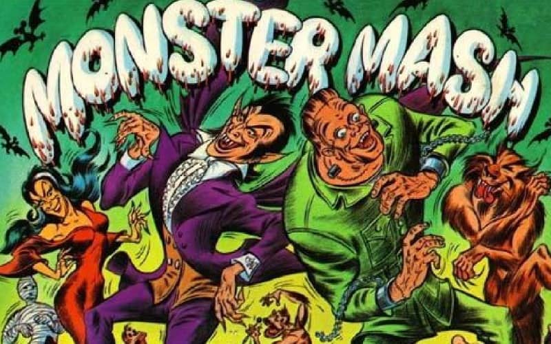 Music Corner - Monster Mash (1962 novelty song)