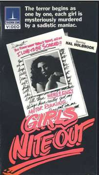 Girls Nite Out (1982) Full Movie
