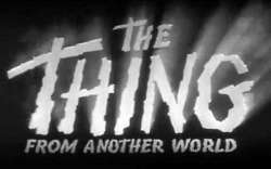The Thing from Another World (1951) Review