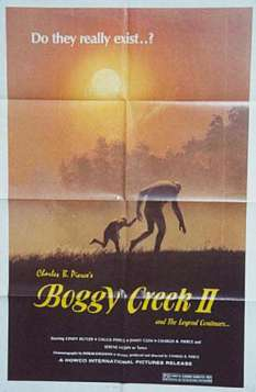 The Barbaric Beast of Boggy Creek, Part II (1984)