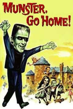 Munster, Go Home! (1966)