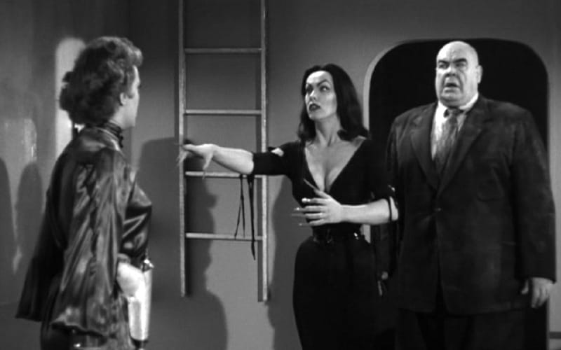 Plan 9 From Outer Space Review (1959)