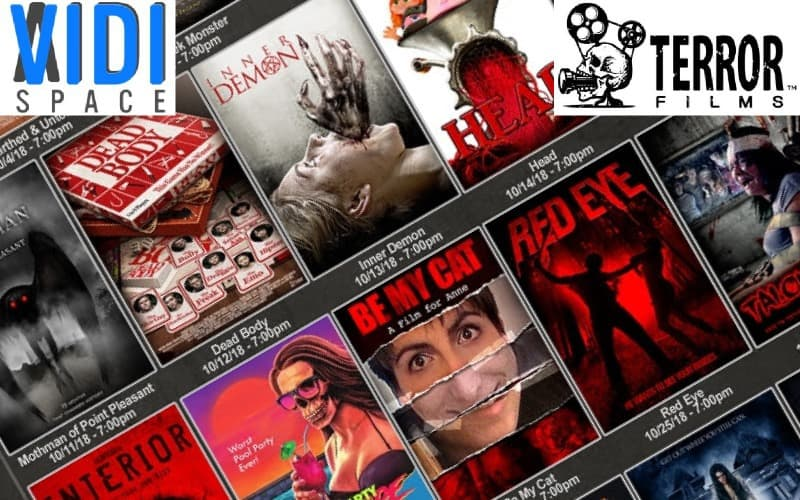 New Content Platform VIDI Space Teams With Terror Films