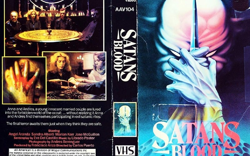 Remake Candidate: Satan's Blood (1978) Review