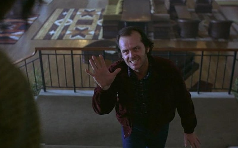 Signature Scenes: The Bat Scene From The Shining