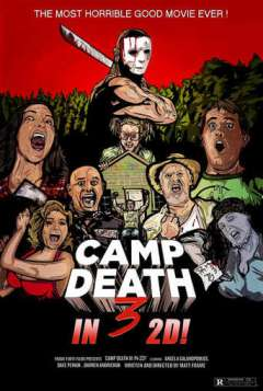 Camp Death III in 2D! (2018)